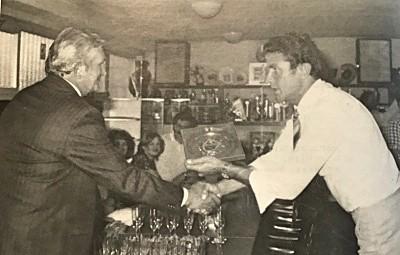 Wilhelm Hauck, anlässlich seines 60. Geburtstages.