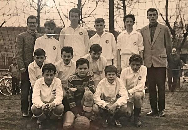 Die C-Jugend 1963/64
