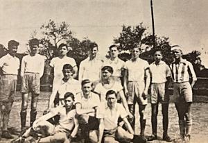 Handball-Jugendmannschaft DJK