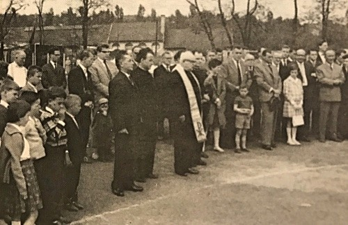 Einweihung 1963