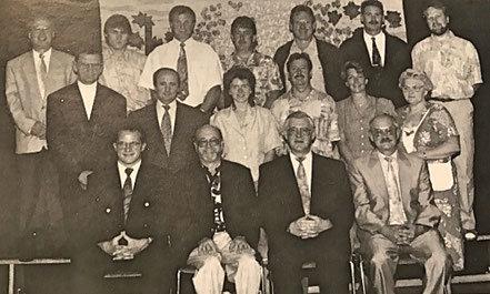 Die Verantwortlichen 1993