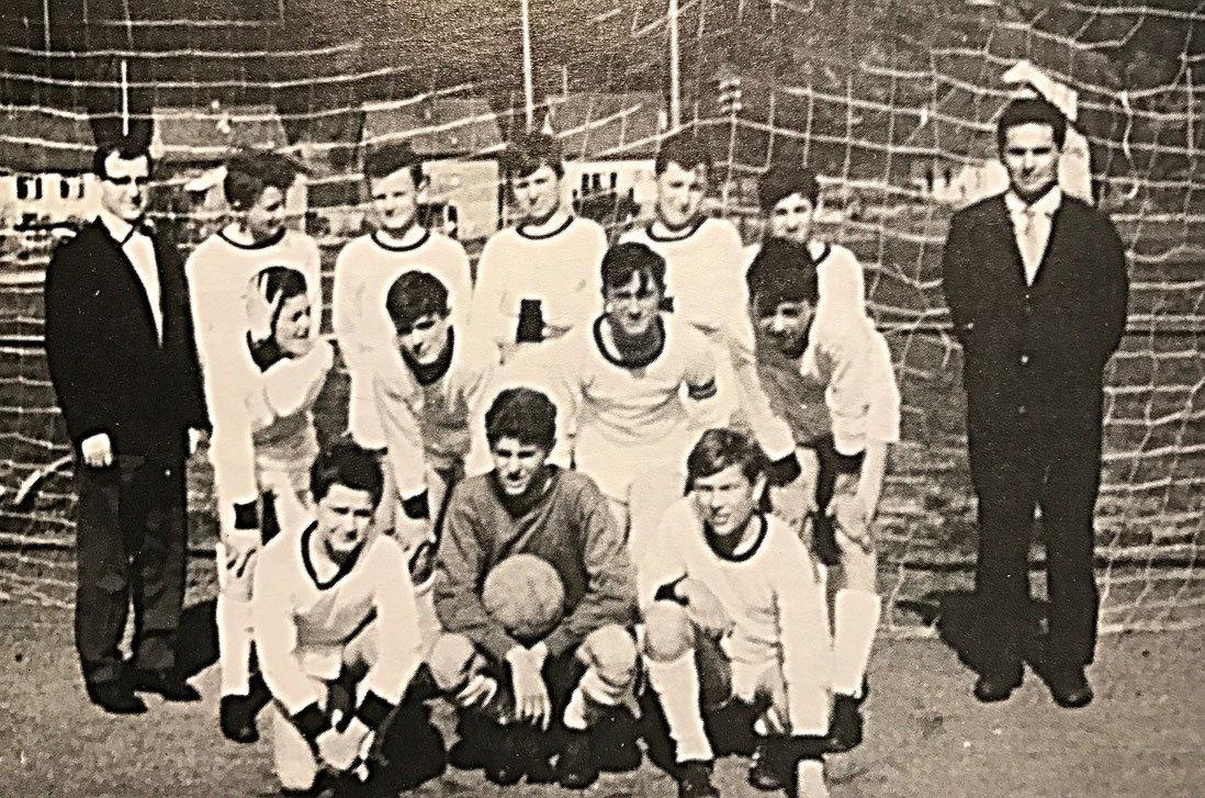 Die C-Jugend 1964/65