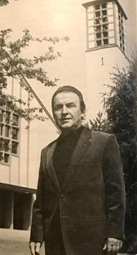 Pfarrer Mohrbacher