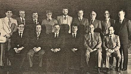 Die Verantwortlichen 1983