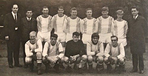 1. Mannschaft Meister C-Klasse 1968/69