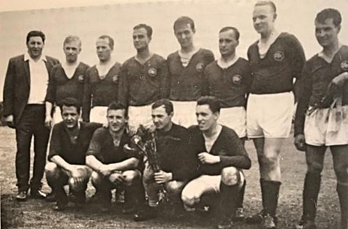 2. Mannschaft 1965/66 Meister C