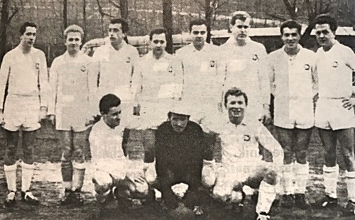 1. Fußballmannschaft 1963