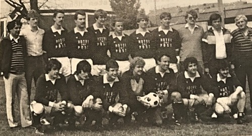 1. Mannschaft Meister 1983/84