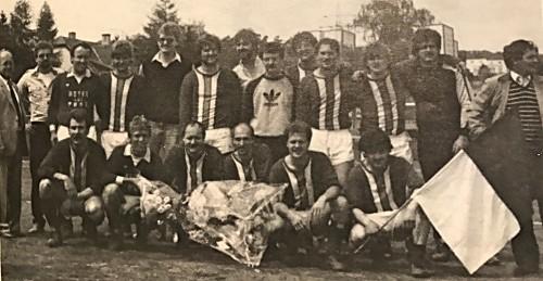 2. Mannschaft Meister 1983/84