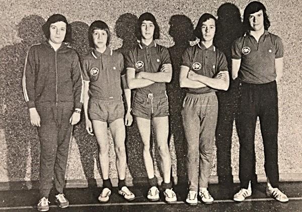 Jugendmannschaft: Meister der B-Klasse und Pokalsieger des Ostsaarkreises 1972/73