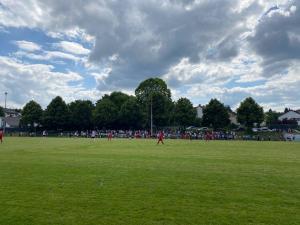 Read more about the article Relegationsspiele der U17 und U19 der SV Elversberg bei unserer DJK