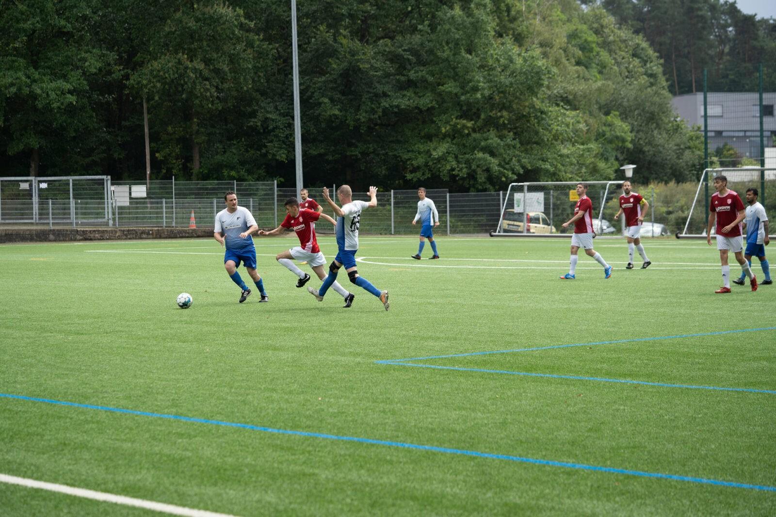 You are currently viewing Spieltag 3 der Herren in Bruchhof-Sanddorf