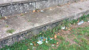 Vandalismus bei der DJK St. Ingbert