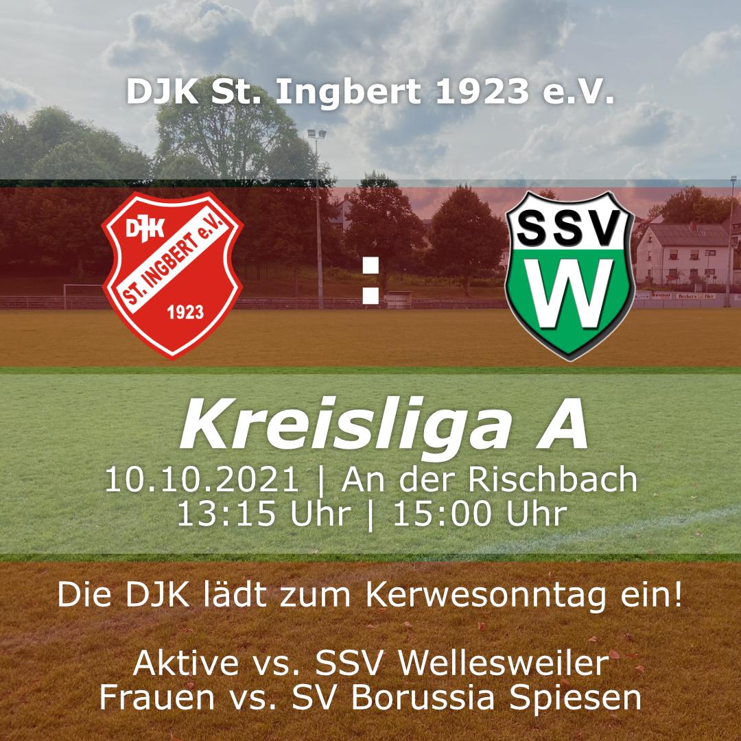You are currently viewing 9. Spieltag der Herren gegen die SSV Wellesweiler