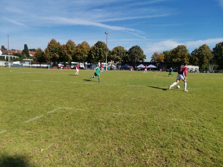 Kerwespiel gegen Wellesweiler 2021